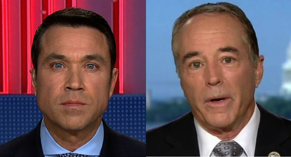 Indicted ex-congressman offers 'emotional' advice to GOP's Chris Collins over his insider trading arrest