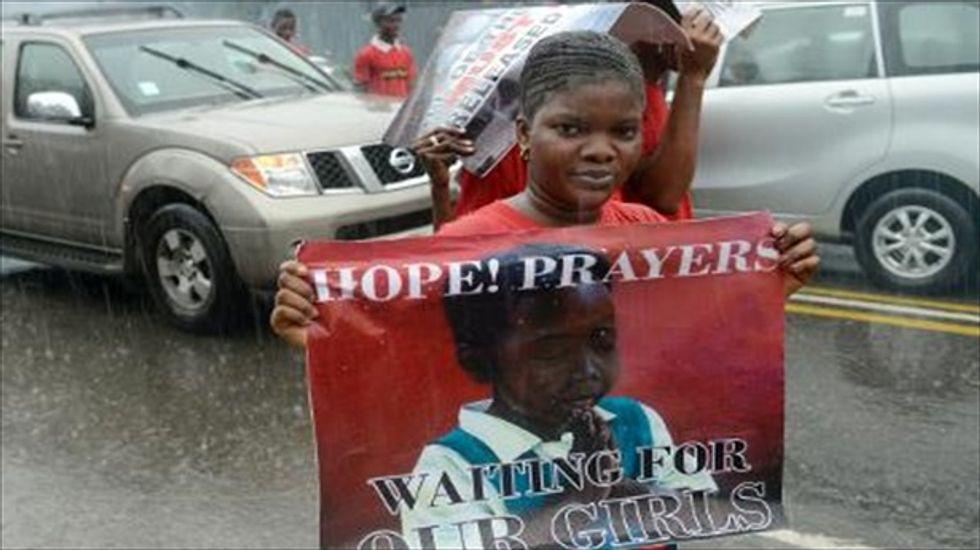 Nigerian president rules out prisoner swap for missing girls