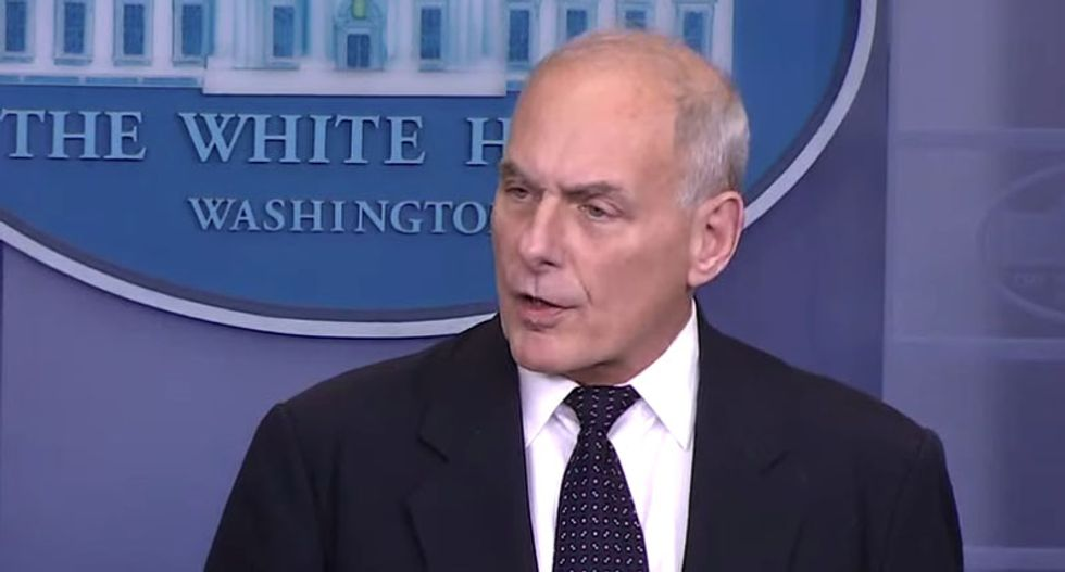 Latino lawmakers stunned after John Kelly calls drug cartels 'very smart and good businessmen': report