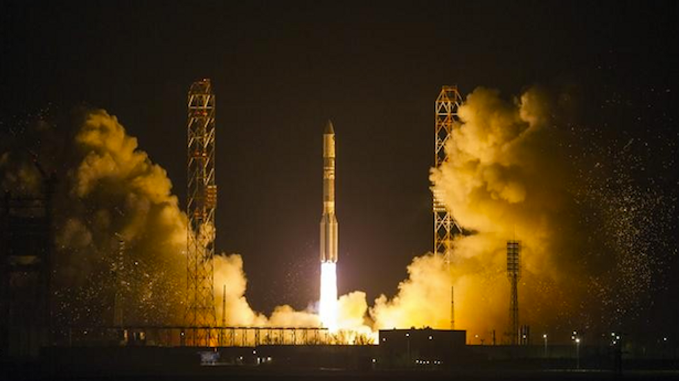 Russia loses telecom satellite after rocket fails to reach orbit, scattered across Pacific, Siberia