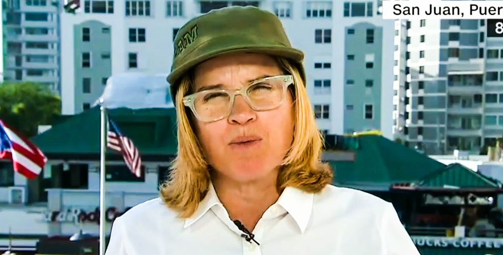 San Juan mayor torches Trump's boast of 'A+' Puerto Rico response: 'He lives in an alternative reality'