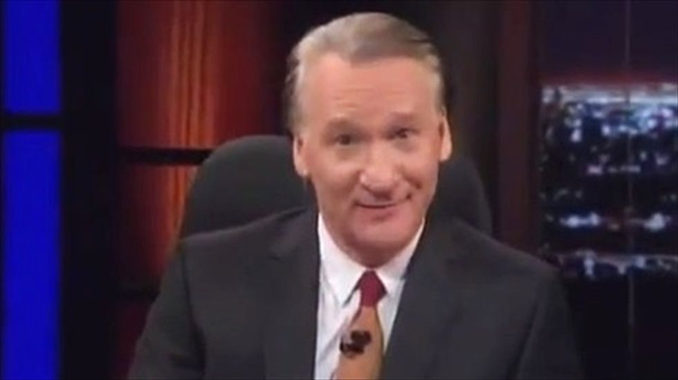 'I'm not panicked, I'm just pissed': Bill Maher blasts Dallas hospital 'morons' over Ebola