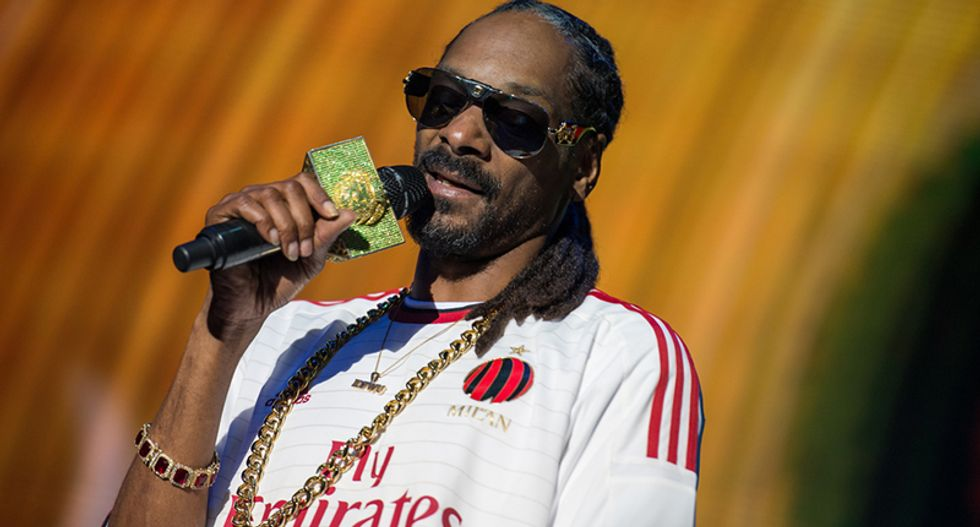 Snoop Dogg apologizes for attacking TV anchor Gayle King over Kobe Bryant story
