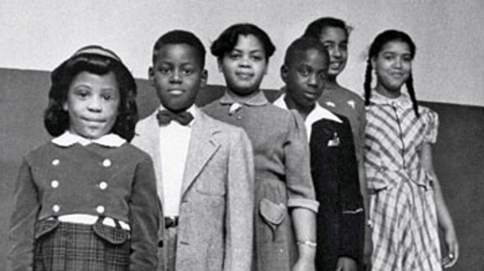 Racial segregation returns to schools 60 years after the Supreme Court banned it