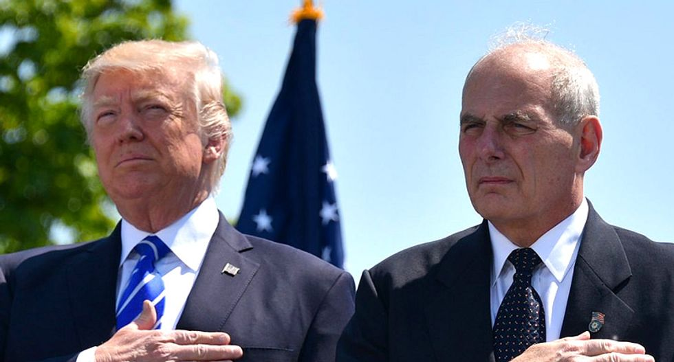 'This was a humiliation': Report shows how Trump's spiteful firing of John Kelly blew up in his face