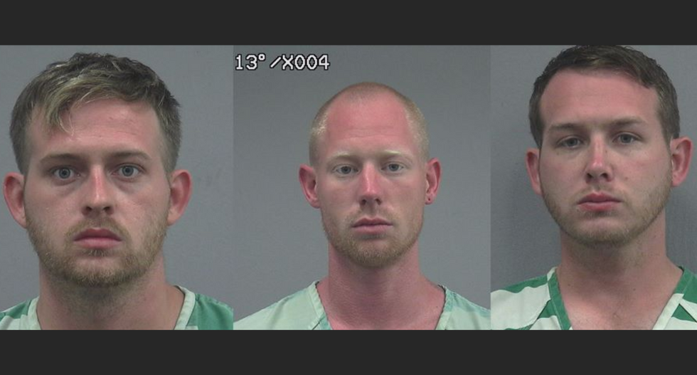 3 men arrested for attempted homicide after Richard Spencer's speech gave Nazi salute before shooting at protestors