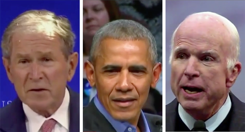 Here are all the Republican and Democrats who laid into Trump saying all the things you wish you could say