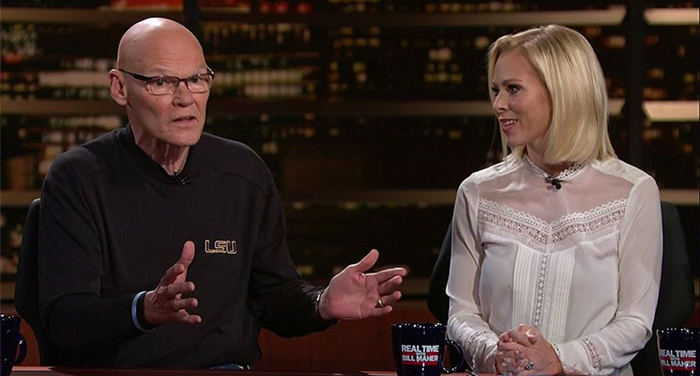 James Carville poses the single geography question that exposes White House defensiveness on Niger