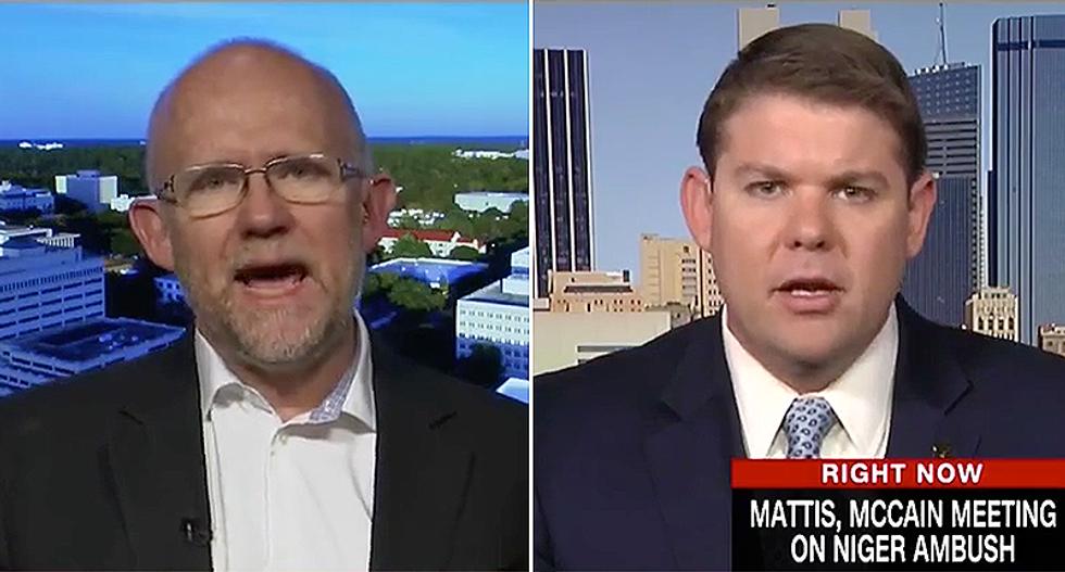 WATCH: Rick Wilson nails Ben Ferguson and White House aides for 'feeding the Donald Trump ego machine'
