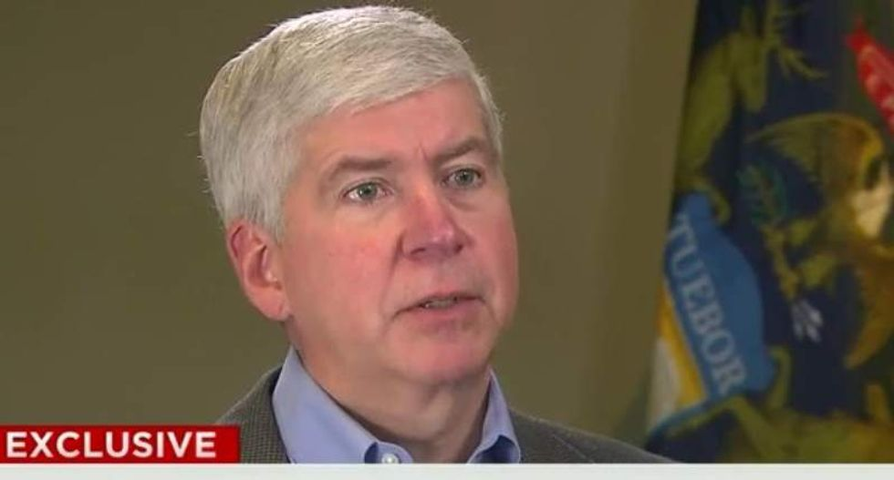 Michigan officials ignored EPA warnings about Flint water toxicity