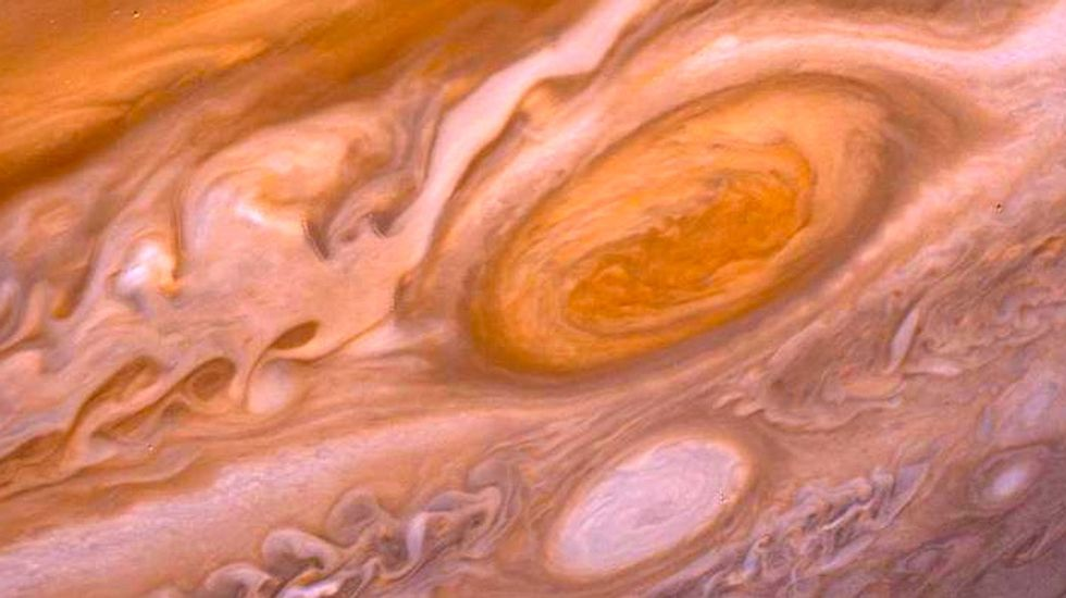 Jupiter's Great Red Spot could disappear in a generation