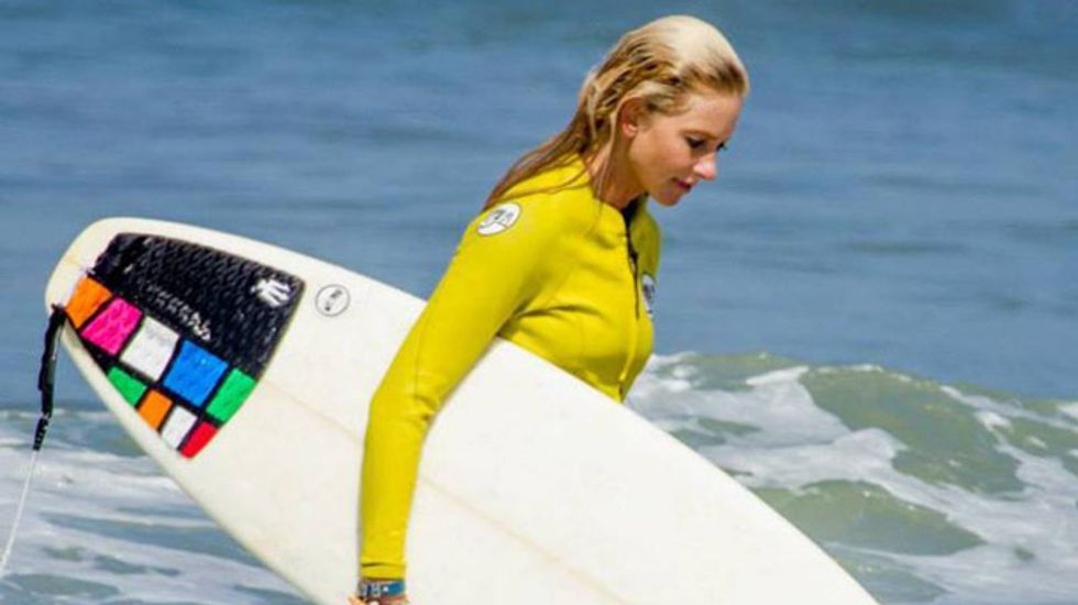 Honolulu surfer model arrested for road rage homicide attempt on 73-year-old woman