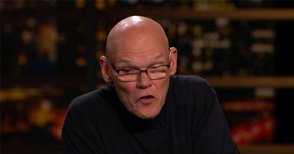 James Carville rants it's hard for Democrats to win elections when voters don't care that Republicans lie