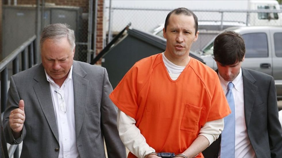 Mississippi man gets 25 years in prison for sending ricin letter to Obama