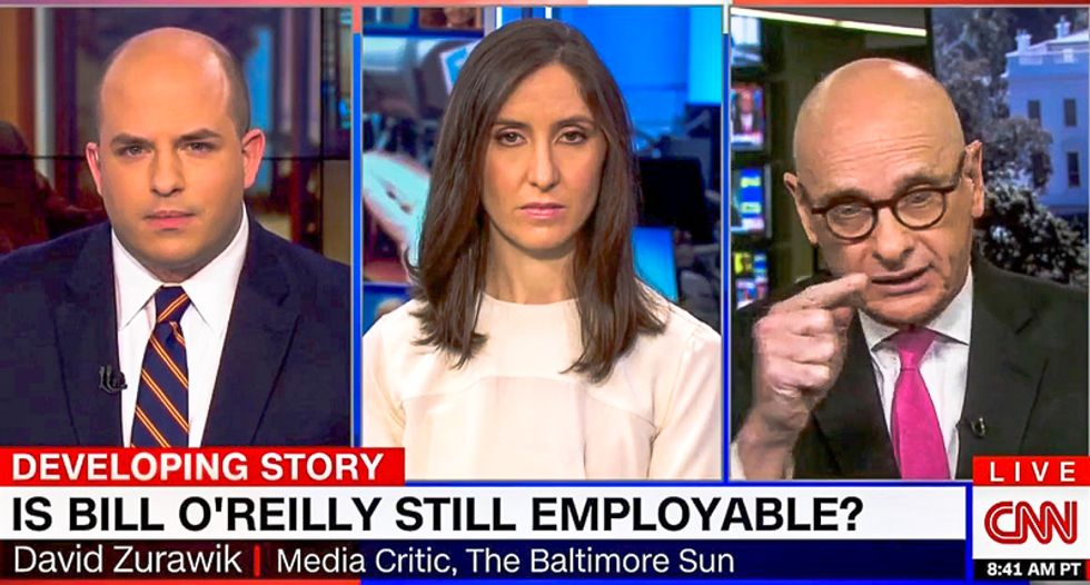'Bill O'Reilly has been marginalized': Baltimore media critic says only 20% seats full at O'Reilly show