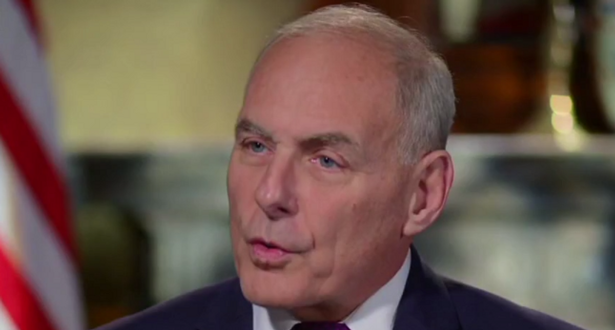 Even John Kelly thinks the 25th Amendment should be invoked to remove Trump from office