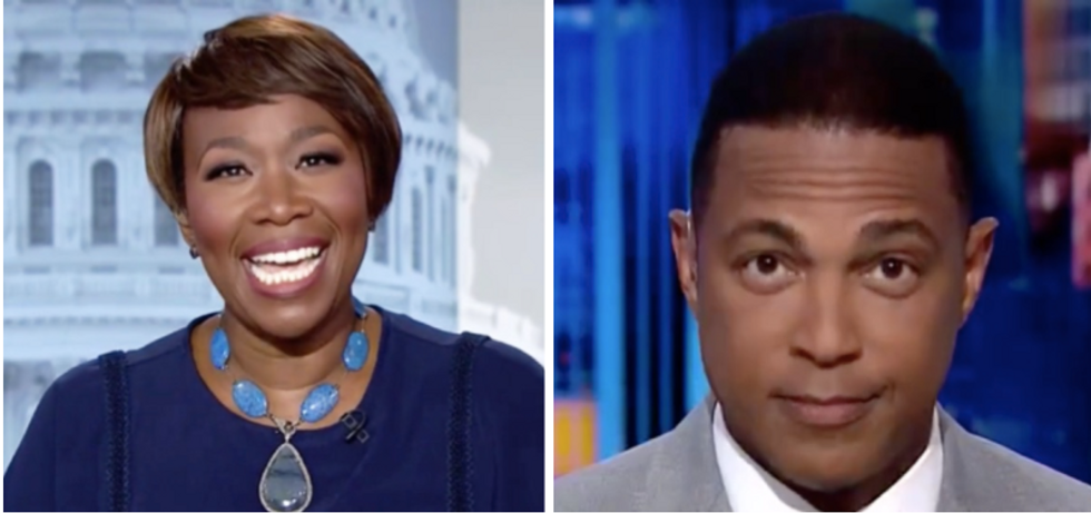 'Hypocrisy much?': Don Lemon, Joy Reid and other media stars ruthlessly mock O'Reilly and Fox News