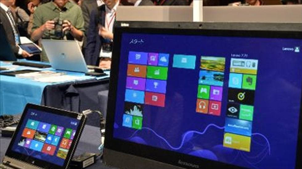 Microsoft maintains pressure on China after Windows 8 ban