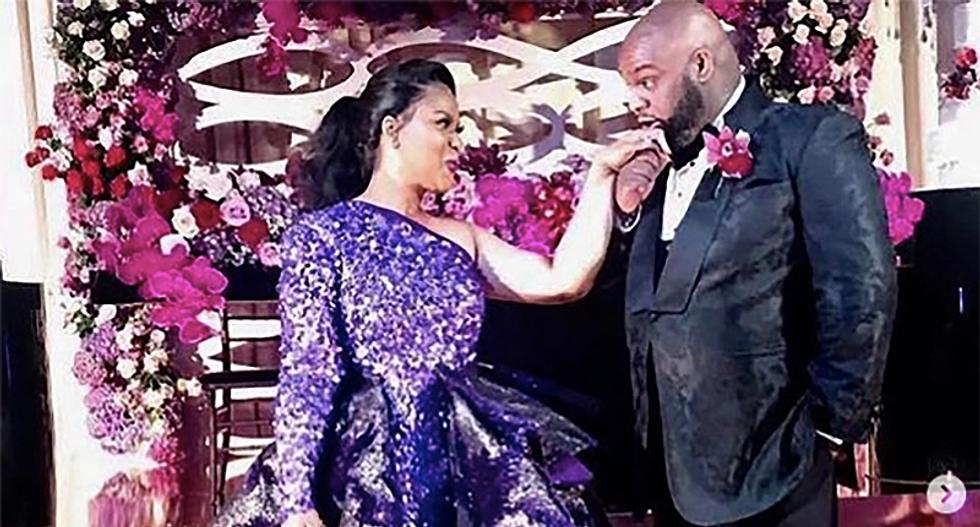 Pastor John Gray gifts wife $200,000 Lamborghini after making 'faith deposit' for wedding anniversary