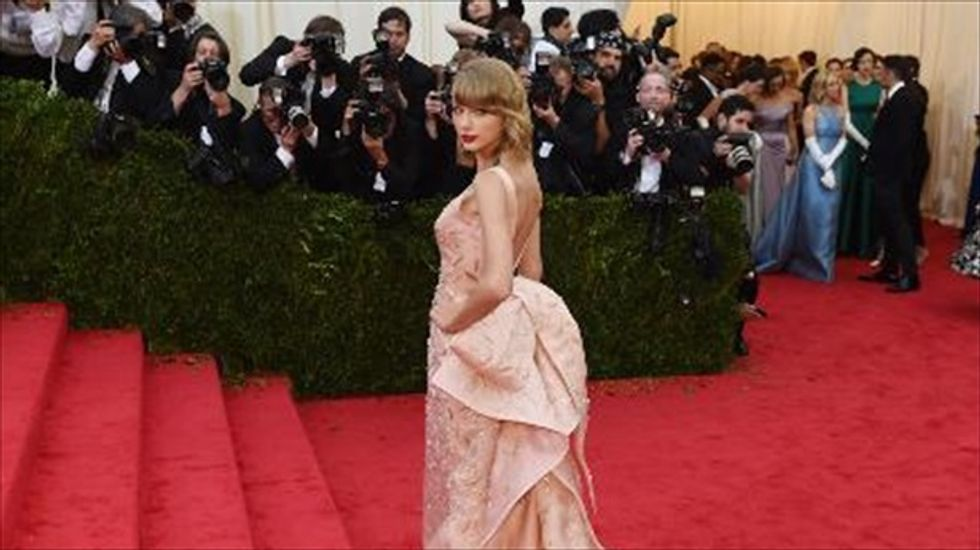 California clothesmaker sues singer Taylor Swift over use of the number '13'