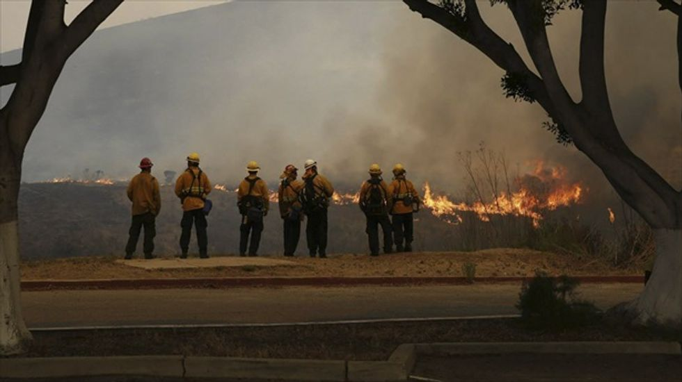 U.S. Forest Service beefs up aerial fleet amid fears of catastrophic wildfire season
