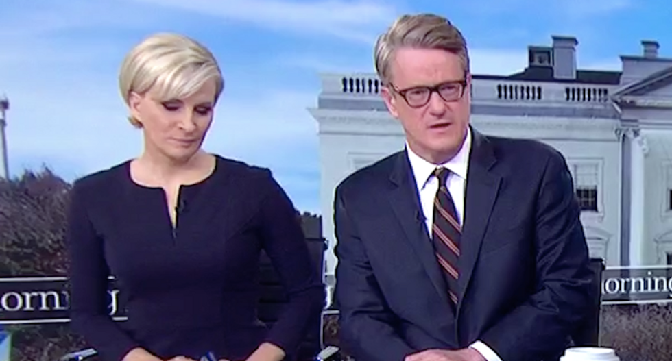 MSNBC's Morning Joe wonders whether Paul Ryan even wants to get re-elected to Congress: 'Why would he want to stay?'