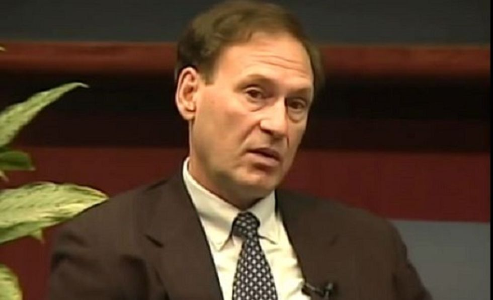 US Supreme Court Justice Alito halts Missouri execution for inmate's health condition