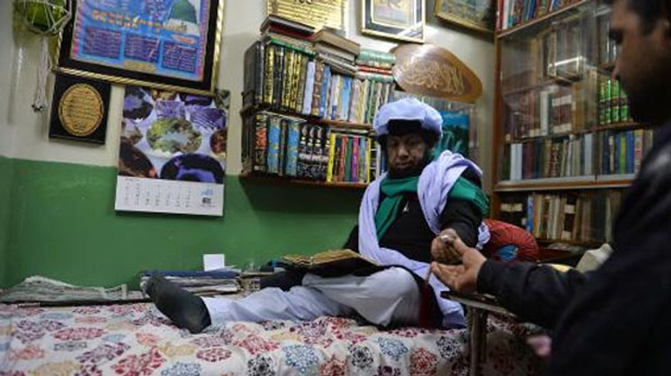 Pakistan's sorcerers continue to thrive despite Sharia law