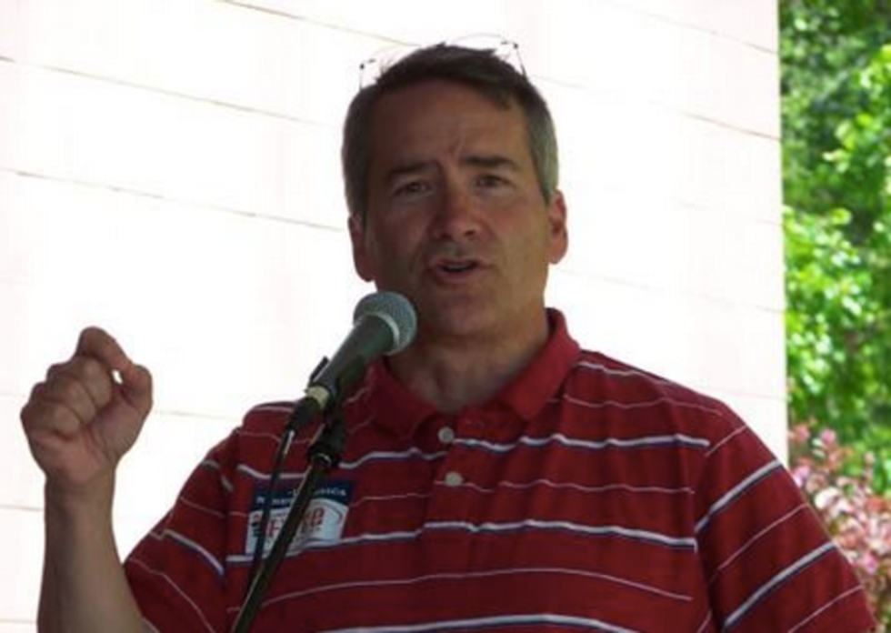 Georgia GOP candidate Jody Hice: Muslims not protected by the First Amendment