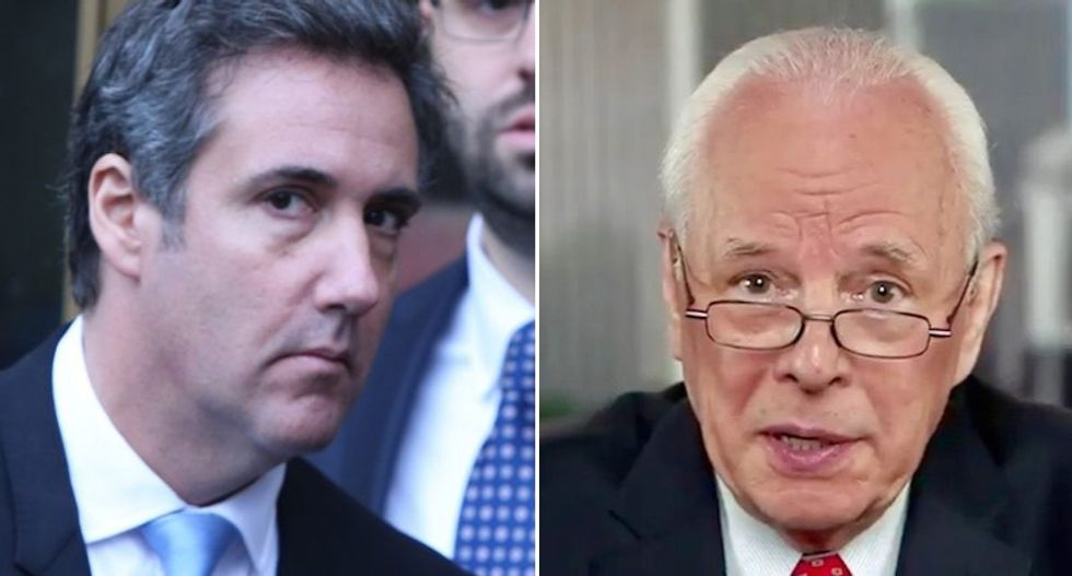 Watergate prosecutor explains why Cohen is more damaging to Trump than John Dean was to Nixon