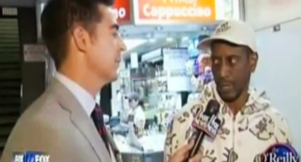 Fox News reporter whips up fear and loathing of homeless black people in dehumanizing report
