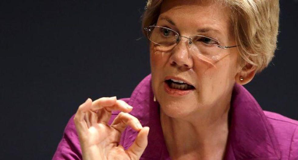 Sen. Elizabeth Warren slams 'shockingly weak' punishments for corporate crime