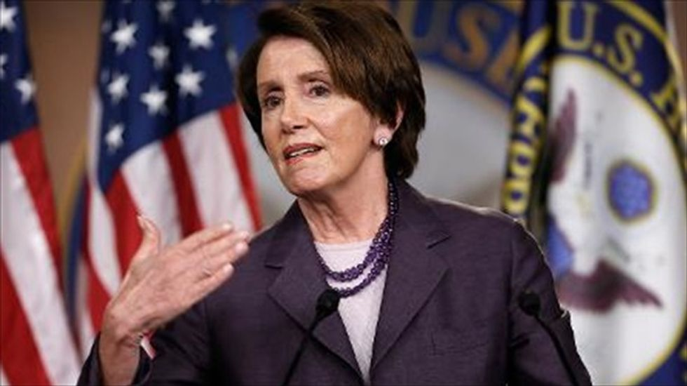 Nancy Pelosi appoints five Democrats to House Benghazi committee