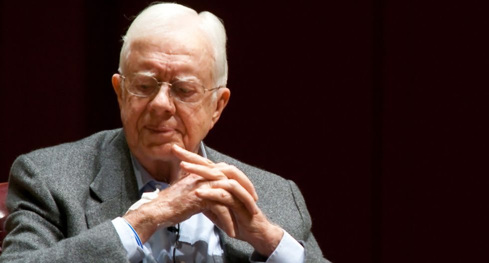 Jimmy Carter's unfairly mocked presidency deserves another look