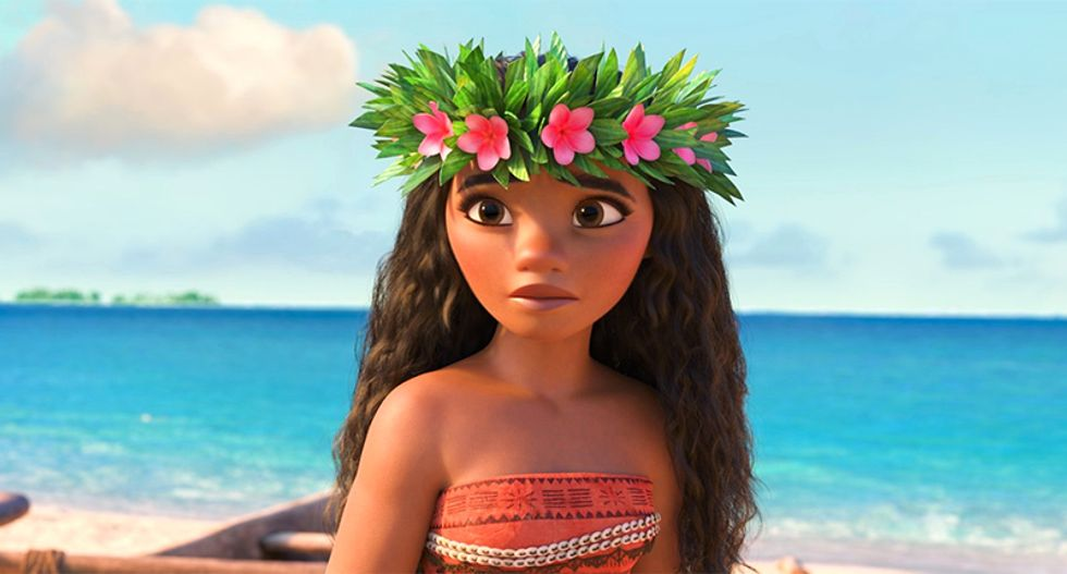 Redbook editorial blasts white parents allowing kids to dress as Moana for Halloween
