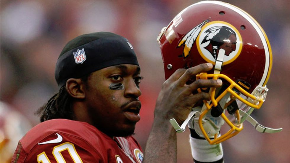 Fifty senators call on NFL to support Redskins' name change