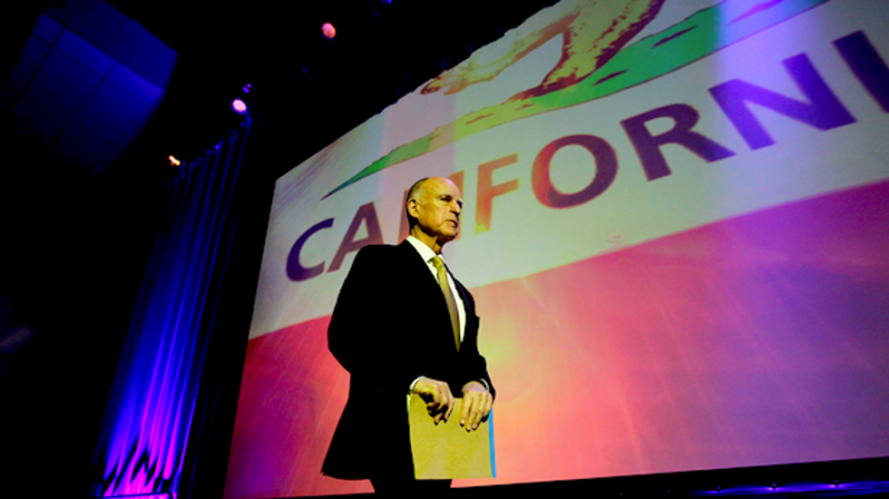 CA voters back governor's plan to pay debt rather than fund social services, poll finds