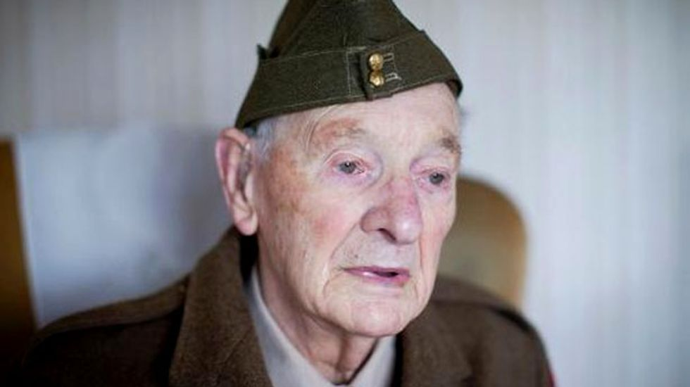 WWII veterans recall the terror and chaos of D-Day as 70th anniversary nears