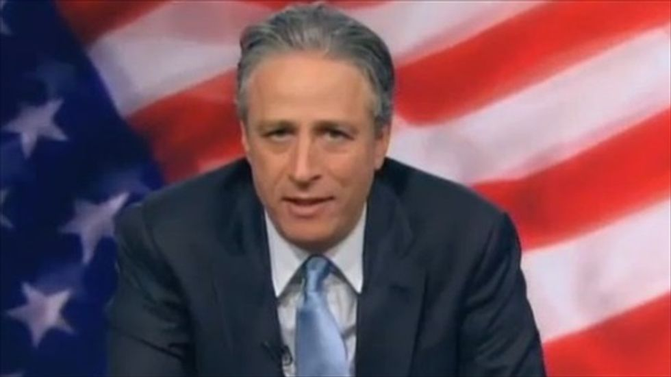 Jon Stewart: Let's just admit that America has been f*cking veterans over for centuries