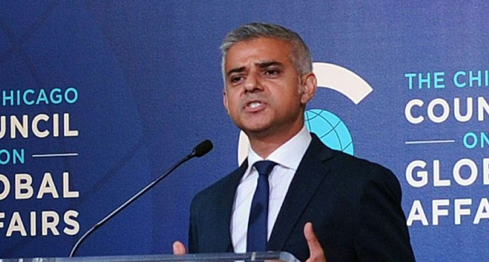 London mayor scorches Trump: 'More important things to do' than respond to 'ill-informed tweets'