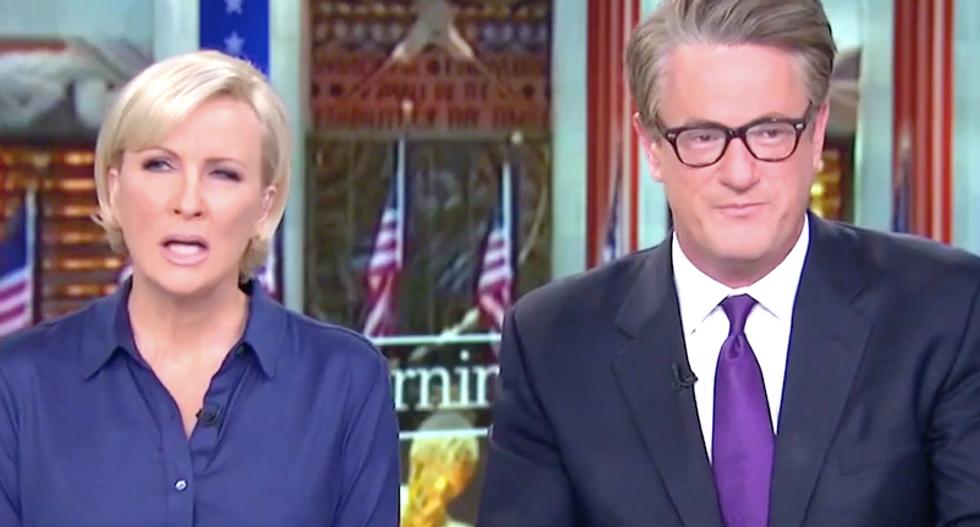 MSNBC's Joe and Mika explain why Melania Trump's 'shameless' hypocrisy on bullying matters on North Korea