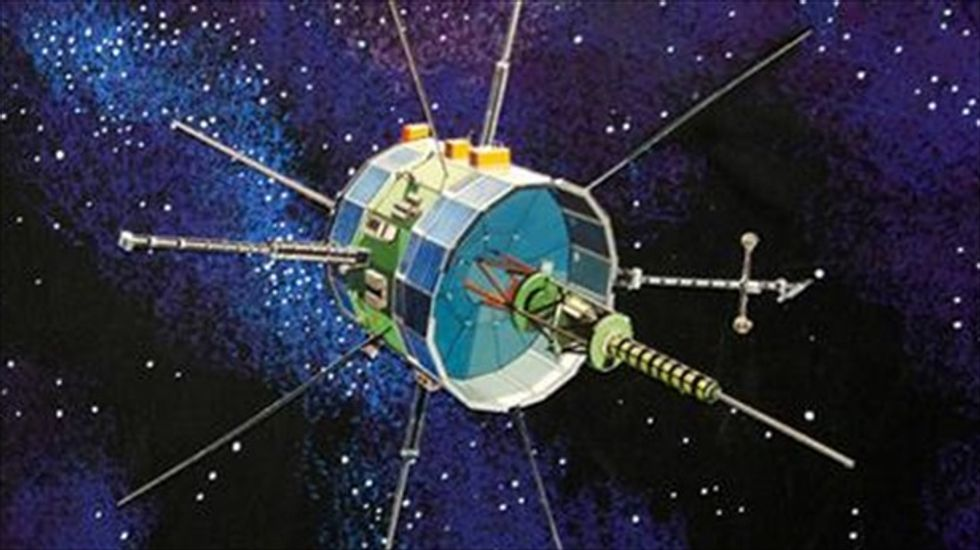 Staying alive: 'Citizen scientists' devise rescue mission for disco-era satellite