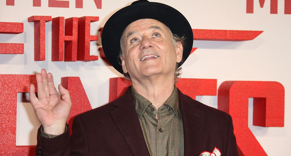 Bill Murray says youthful idealism can halt gun violence -- just like it ended the Vietnam War