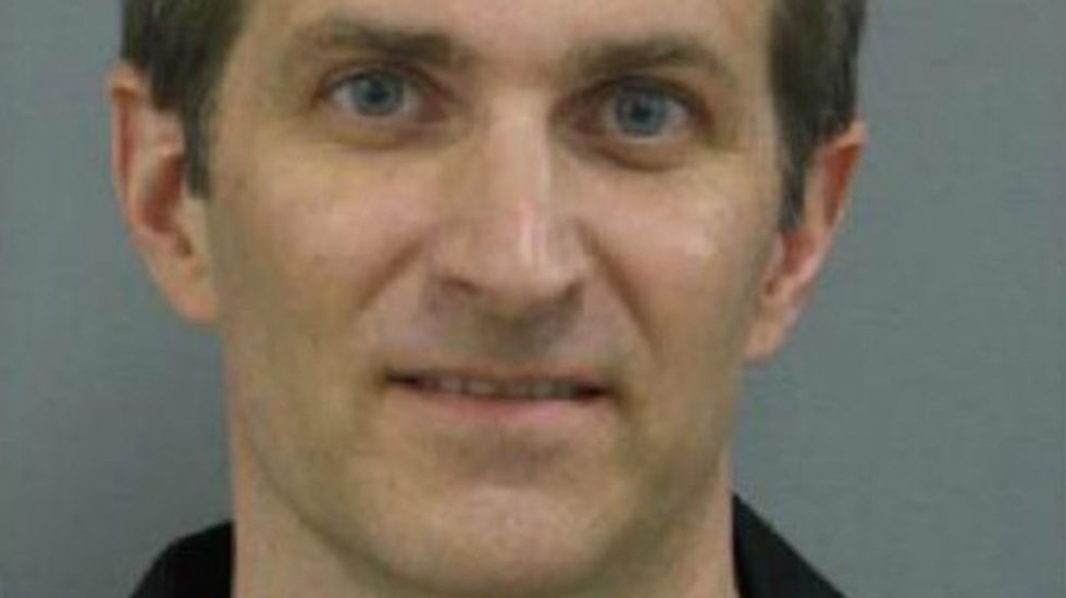 Chicago-area porn-hating Catholic priest arrested for exposing himself at a gas station