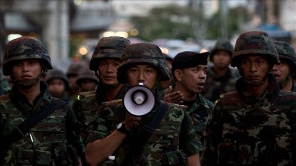 U.S. suspends $3.5 million in military aid to Thailand after military coup