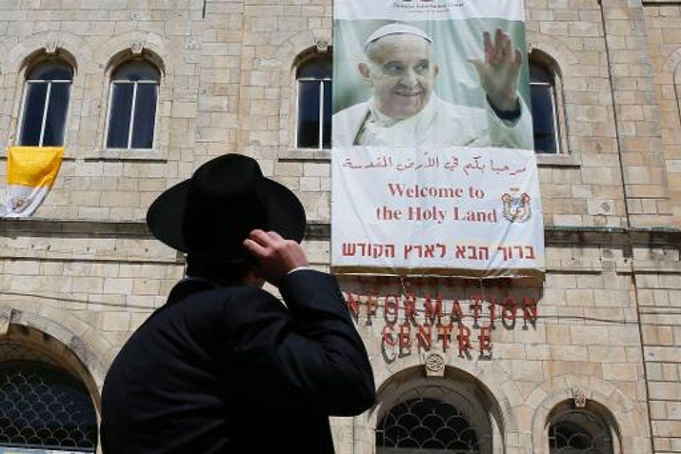 Israeli police arrest 26 Jewish extremists in Jerusalem