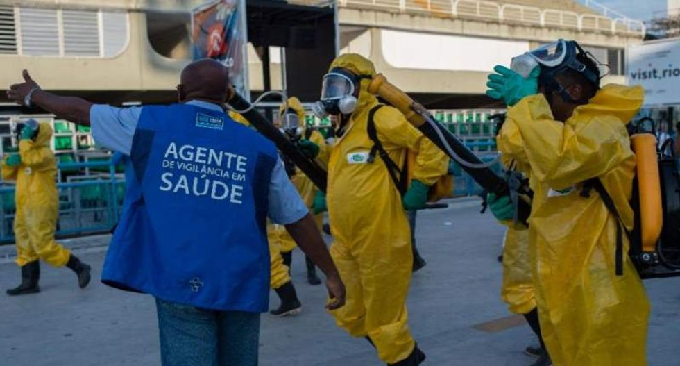 Brazil vows to win 'war' on Zika amid risk virus would be fueled by Rio Olympics