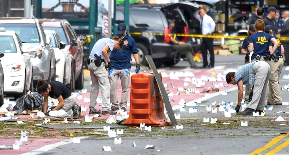 FBI says reports are wrong: No arrests made yet in NYC bombing