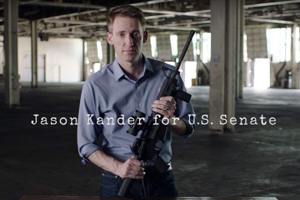 WATCH: Missouri Democrat trolls the NRA and gun nuts in 2016's best campaign ad