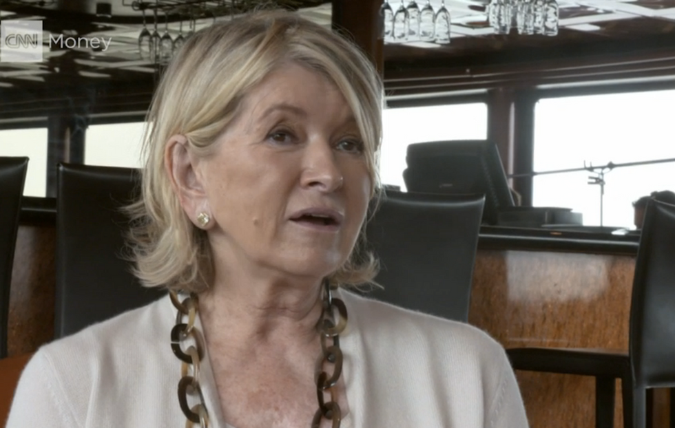Martha Stewart scorches Donald Trump: He's 'totally unprepared' to be president